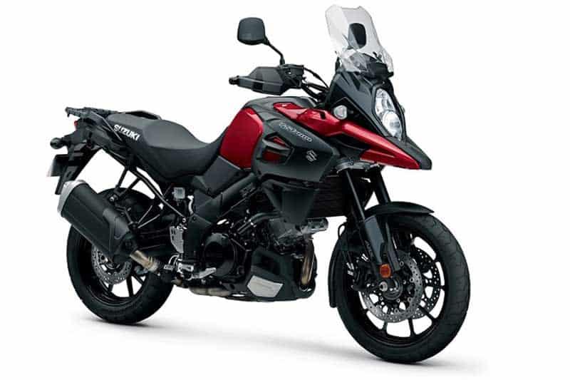 ภาพหลุดรถแอดเวนเจอร์ คาดว่าเป็น Suzuki V-Strom 1000 หรืออาจฟื้นคืนชีพ DR Big | MOTOWISH 3