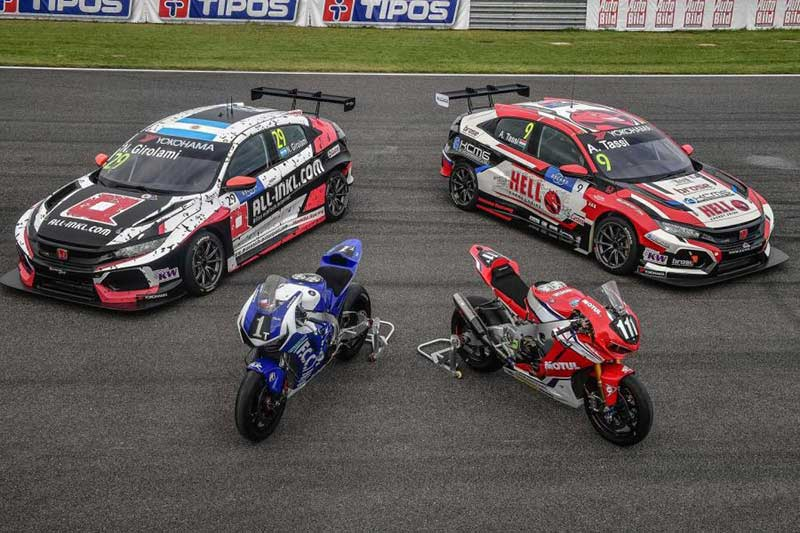 2 รถแข่งชิงแชมป์โลก Honda CBR1000RR และ Honda Civic Type-R มาควอลิฟายกันจะเป็นเช่นไร | MOTOWISH