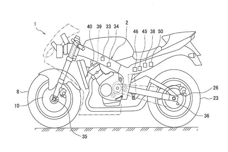 ล้ำไปอีก Yamaha YZF-R1 2020 มาพร้อมกับระบบชะลอเบรกหลังอัตโนมัติ   MOTOWISH 1