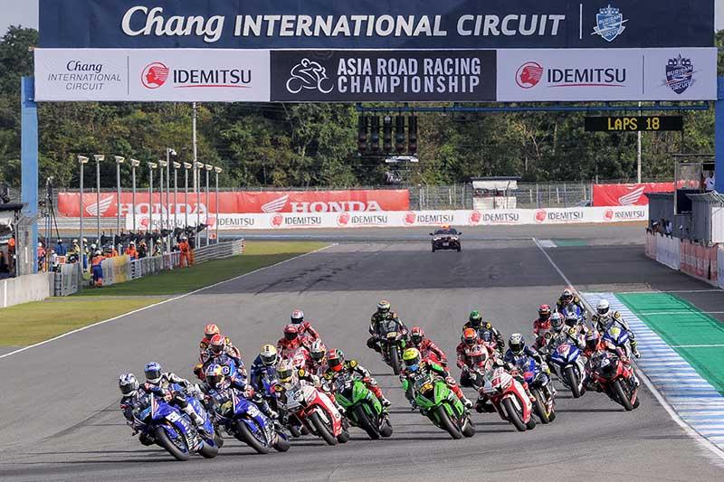 ผลการค้นหารูปภาพสำหรับ ASIA ROAD RACING CHAMPIONSHIP 2019