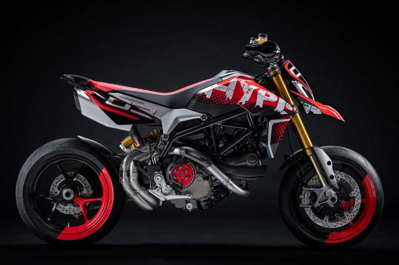 Ducati Hypermotard 950 Concept รถคอนเซ็ปต์คันงาม ที่ได้รับแรงบันดาลใจจากโมโตจีพี | MOTOWISH 2