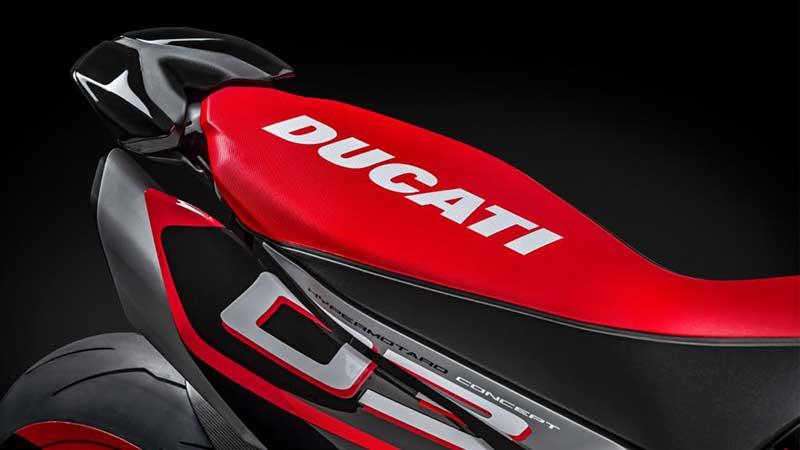 Ducati Hypermotard 950 Concept รถคอนเซ็ปต์คันงาม ที่ได้รับแรงบันดาลใจจากโมโตจีพี | MOTOWISH 3