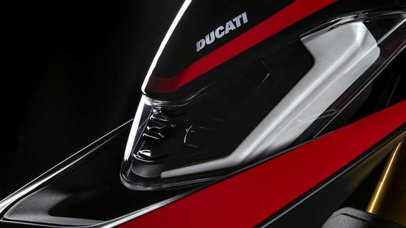 Ducati Hypermotard 950 Concept รถคอนเซ็ปต์คันงาม ที่ได้รับแรงบันดาลใจจากโมโตจีพี | MOTOWISH 4