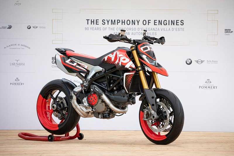 Ducati Hypermotard 950 Concept รถคอนเซ็ปต์คันงาม ที่ได้รับแรงบันดาลใจจากโมโตจีพี | MOTOWISH 1