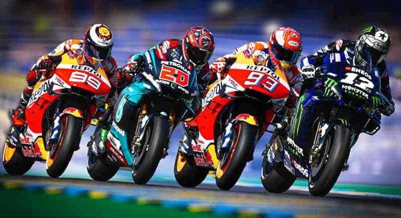 โปรแกรมเวลาพร้อมลิงค์ ถ่ายทอดสดการแข่งขัน MotoGP 2019 สนามที่ 5 FrenchGP | MOTOWISH 2