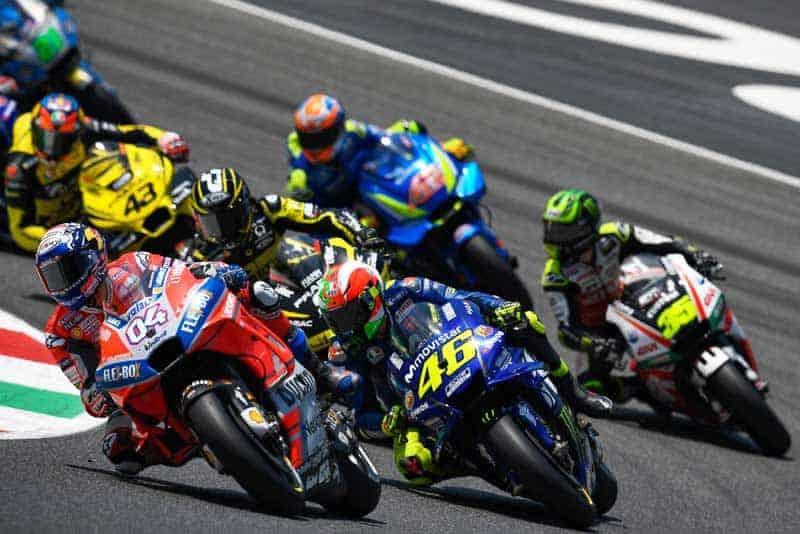 โปรแกรมเวลาพร้อมลิงค์ ถ่ายทอดสดการแข่งขัน MotoGP 2019 สนามที่ 6 ItalianGP | MOTOWISH 2