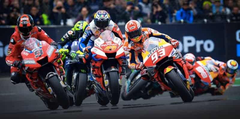 ย้อนหลังการแข่งขัน MotoGP 2019 สนามที่ 5 FrenchGP เปิดฉากความมันส์ไม่ทันไรก็กระจาย!! | MOTOWISH
