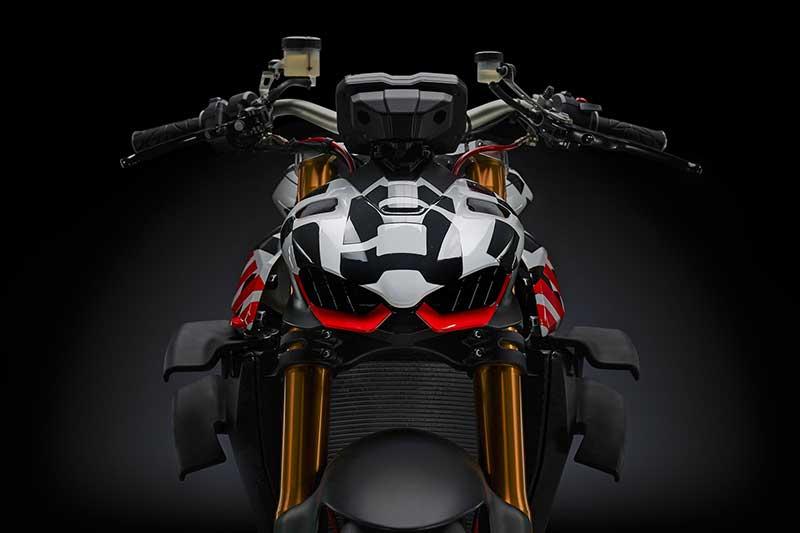 เผยโฉมซุปเปอร์เน็คเก็ตพันธุ์โหด Ducati Streetfighter V4 Prototype   MOTOWISH 3