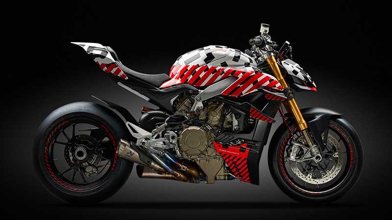 เผยโฉมซุปเปอร์เน็คเก็ตพันธุ์โหด Ducati Streetfighter V4 Prototype | MOTOWISH 4