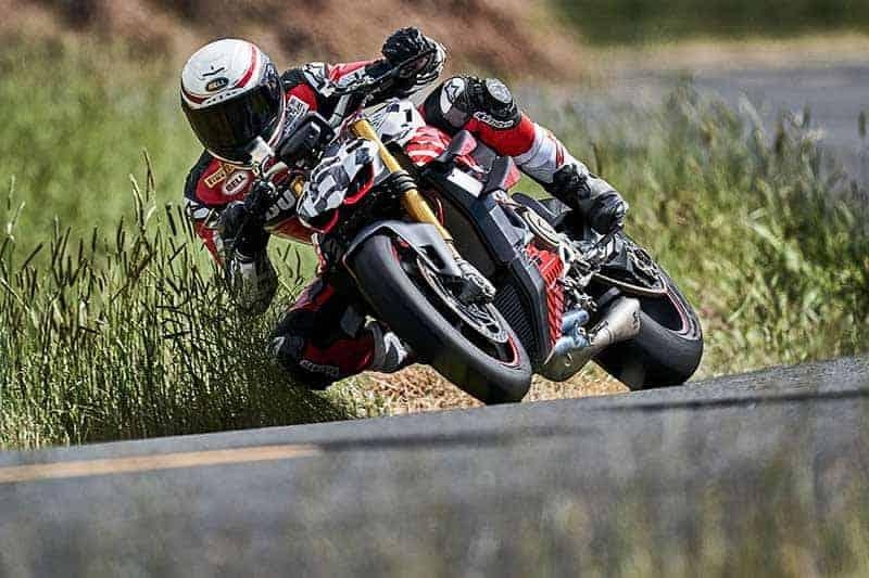 เผยโฉมซุปเปอร์เน็คเก็ตพันธุ์โหด Ducati Streetfighter V4 Prototype | MOTOWISH 1