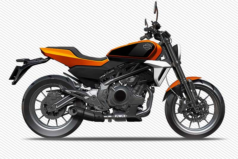 ฝันเป็นจริง!! Harley-Davidson ยืนยันโครงการผลิตรถพิกัด 300 ซีซี ป้อนตลาดเอเชีย | MOTOWISH 1