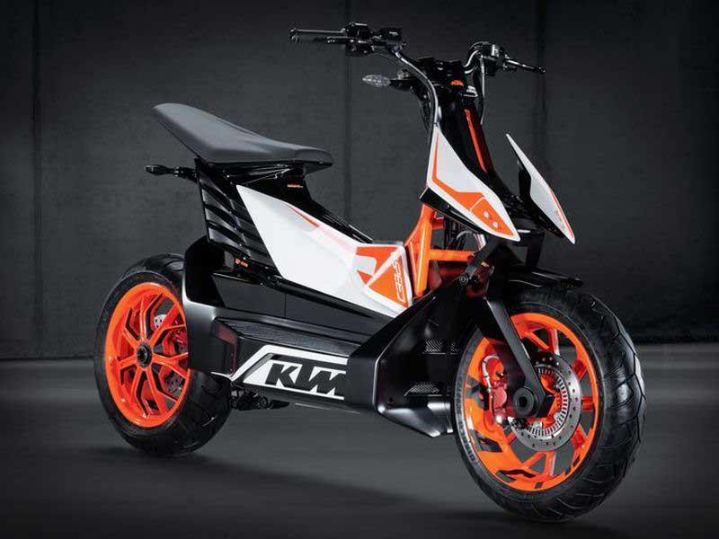 Bajaj ทำงานร่วมกับ KTM ซุ่มพัฒนารถจักรยานยนต์ไฟฟ้า เตรียมเปิดตัวปี 2022 | MOTOWISH 2