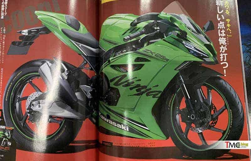 ว๊าวว... Kawasaki ZX25-R พิกัด 250 ซีซี เครื่อง 4 สูบ กวาดเรดไลน์ได้สูงถึง 20,000 รอบ | MOTOWISH 4