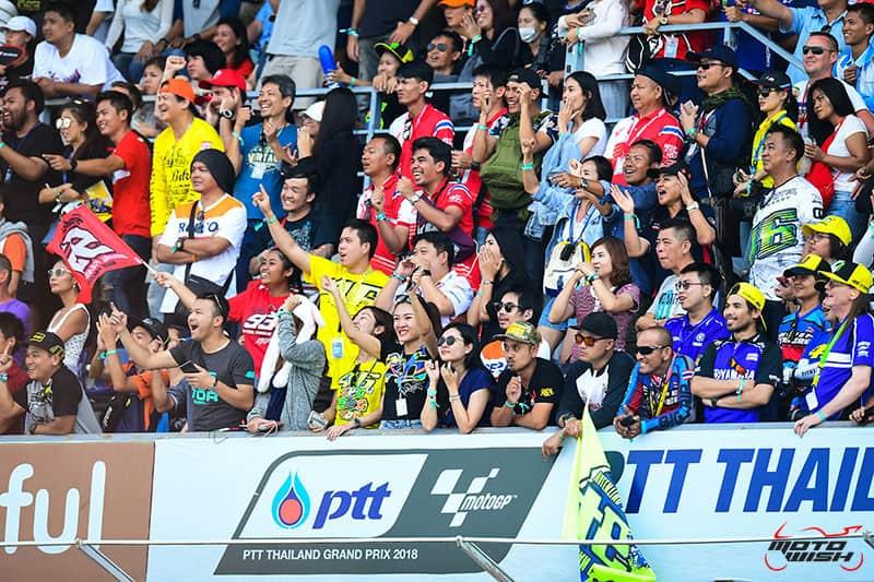 ย้อนความมันส์และสถิติระดับสุดยอด ก่อนการแข่งขัน MotoGP 2019 จะมาถึงประเทศไทย !! | MOTOWISH 5