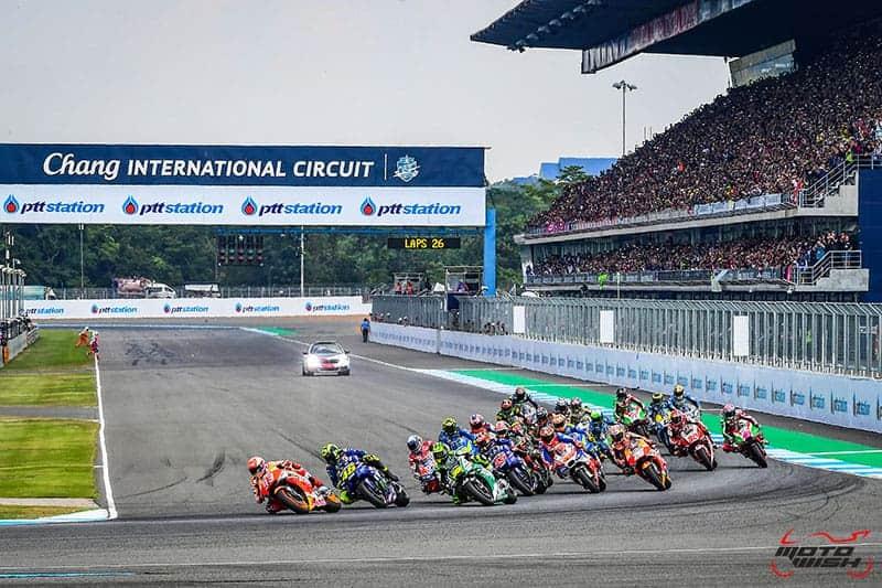 ย้อนความมันส์และสถิติระดับสุดยอด ก่อนการแข่งขัน MotoGP 2019 จะมาถึงประเทศไทย !! | MOTOWISH 7
