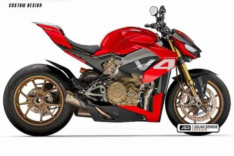 Ducati ปล่อยทีเซอร์!! ลุ้นซุปเปอร์เน็คเก็ต Streetfighter V4 เปิดตัว 13 มิ.ย.นี้ | MOTOWISH
