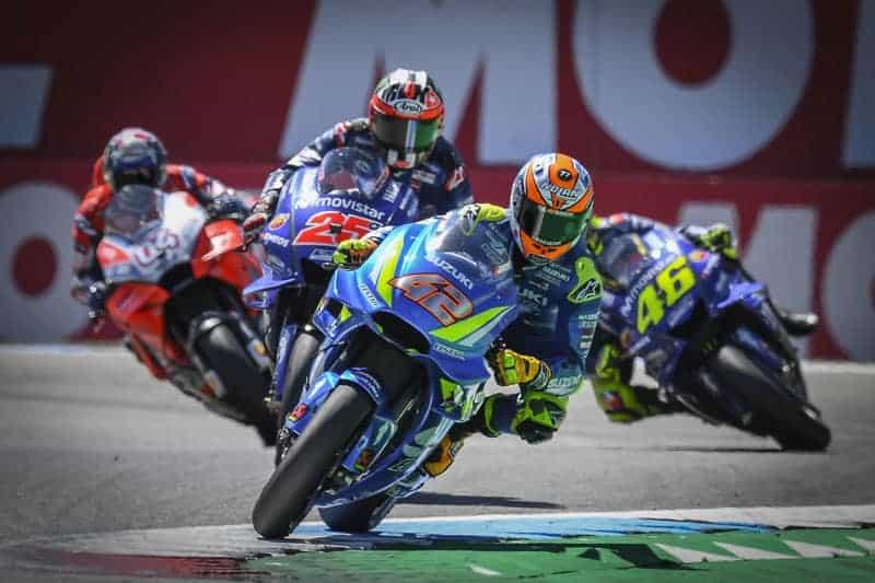 โปรแกรมเวลาพร้อมลิงค์ ถ่ายทอดสดการแข่งขัน MotoGP 2019 สนามที่ 8 DutchGP | MOTOWISH
