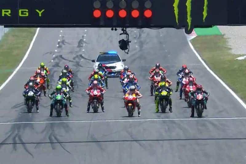 ย้อนหลังการแข่งขัน MotoGP 2019 สนามที่ 7 CatalanGP ลอเรนโซ่ บวกโหดหัวแถวกระจาย!! | MOTOWISH