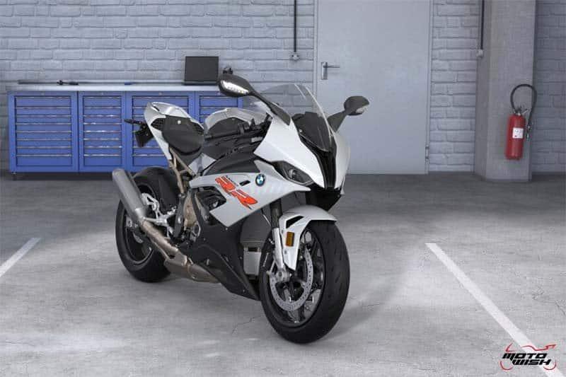 สวย สว่าง ใส!! All New BMW S1000RR เปิดสีใหม่รับปี 2020   MOTOWISH 5