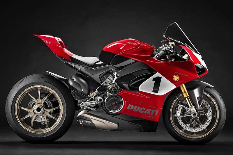 เปิดตัว Ducati Panigale V4 25° Anniversario 916 ลิมิเต็ดสุดติ่ง 500 คันในโลก ราคา 1.46 ล้าน | MOTOWISH 6