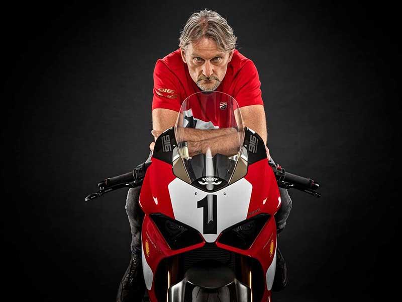 ฉลอง 25 ปี โมเดล 916!! Ducati เตรียมเปิดรถรุ่นพิเศษ Panigale V4 25 Anniversario 916 ลิมิเต็ด 500 คัน | MOTOWISH 2