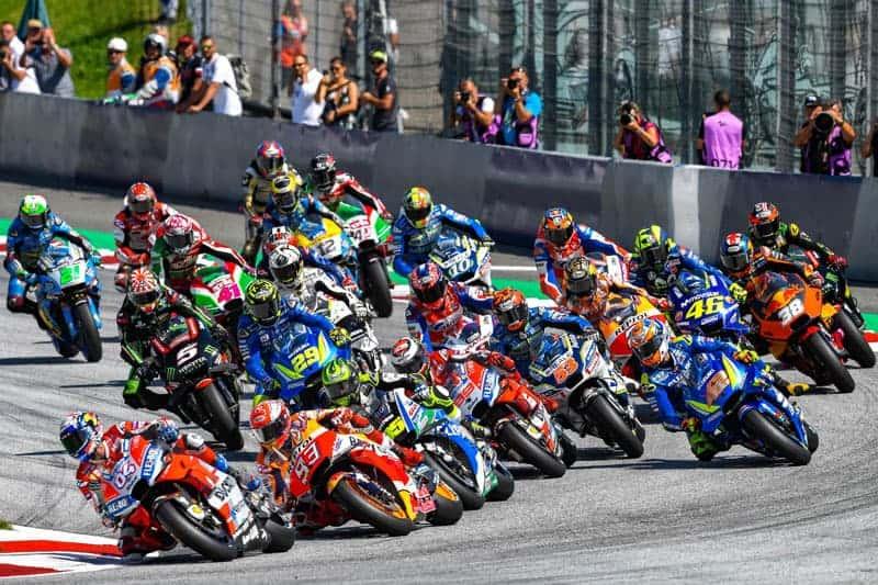 โปรแกรมเวลาพร้อมลิงค์ ถ่ายทอดสดการแข่งขัน MotoGP 2019 สนามที่ 9 GermanGP | MOTOWISH 1