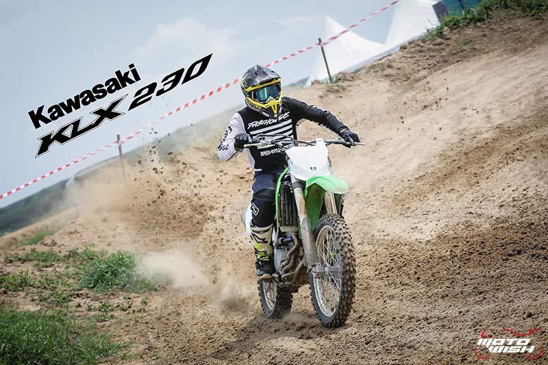 รีวิว Kawasaki KLX เปิดโหมดโดด ทดสอบโหดครบ 4 รุ่น (KLX230, KLX230ABS SE, KLX230R, KLX300R) | MOTOWISH 54