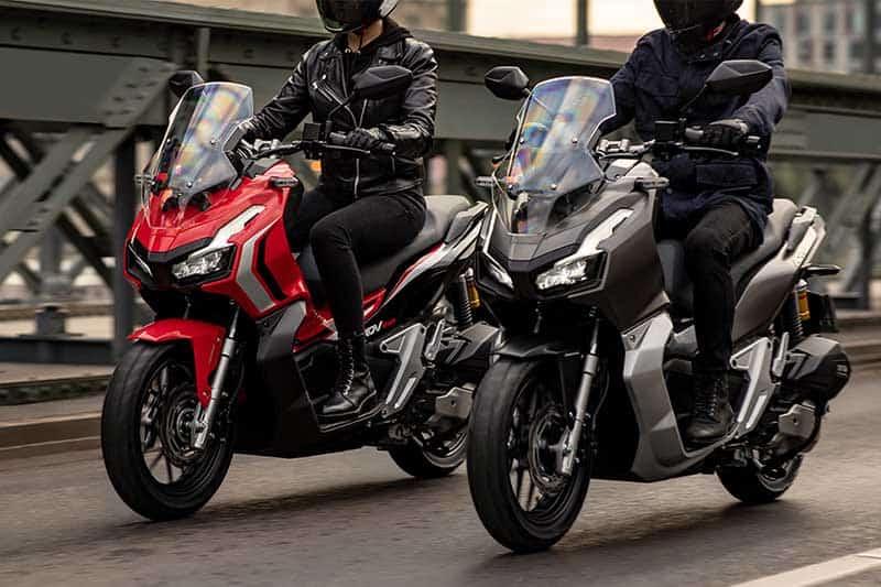 ยลโฉม ชมรายละเอียด All New Honda ADV 150 สกู๊ตเตอร์น้องเล็กสายลุย เริ่มต้น 7 หมื่นกว่าๆ | MOTOWISH 3