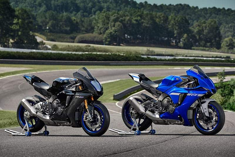 เปิดตัว Yamaha YZF-R1M / YZF-R1 2020 หน้าใหม่ โหด ดุดัน ใส่ออฟชั่นจัดเต็ม | MOTOWISH 11
