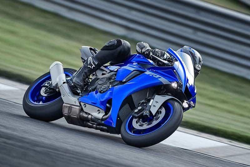 เปิดตัว Yamaha YZF-R1M / YZF-R1 2020 หน้าใหม่ โหด ดุดัน ใส่ออฟชั่นจัดเต็ม | MOTOWISH 8