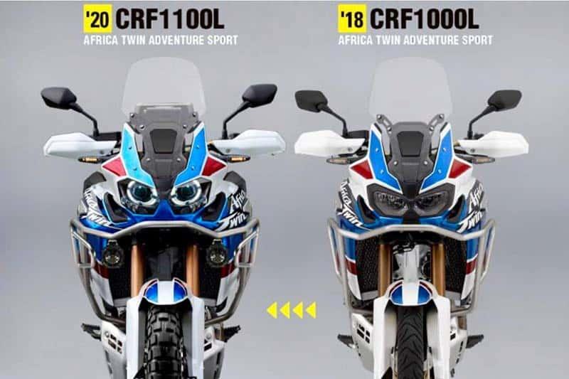 มาแน่นอน Honda CRF1100L Africa Twin ปี 2020   MOTOWISH 2
