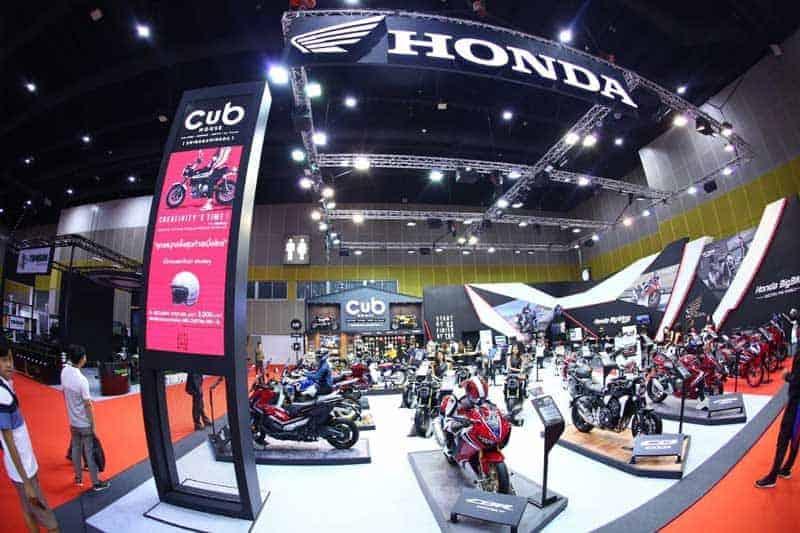 ฮอนด้า จัดใหญ่อัดโปรแรงรับงาน Big Motor Sales ทั้งรถ Big Bike และรถคลาสสิค Monkey & C125 | MOTOWISH 1