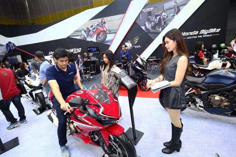 ฮอนด้า จัดใหญ่อัดโปรแรงรับงาน Big Motor Sales ทั้งรถ Big Bike และรถคลาสสิค Monkey & C125 | MOTOWISH 2