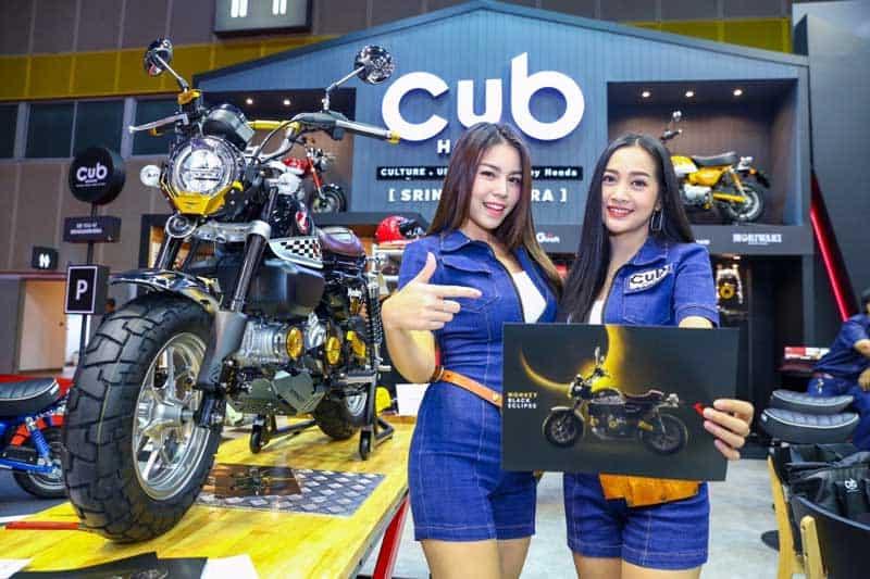 ฮอนด้า จัดใหญ่อัดโปรแรงรับงาน Big Motor Sales ทั้งรถ Big Bike และรถคลาสสิค Monkey & C125 | MOTOWISH 3