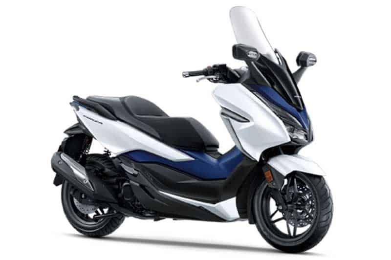 Honda New Forza สกู๊ตเตอร์พรีเมี่ยมคลาส 300 ซีซี เฉียบด้วยเฉดสีใหม่ 4 สไตล์ | MOTOWISH 2