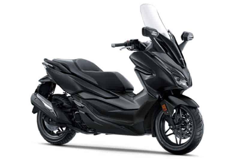 Honda New Forza สกู๊ตเตอร์พรีเมี่ยมคลาส 300 ซีซี เฉียบด้วยเฉดสีใหม่ 4 สไตล์ | MOTOWISH 3