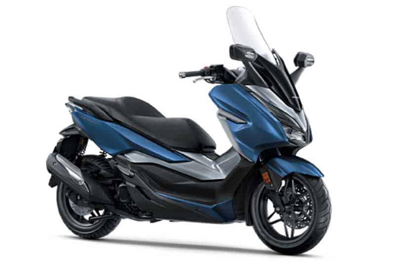 Honda New Forza สกู๊ตเตอร์พรีเมี่ยมคลาส 300 ซีซี เฉียบด้วยเฉดสีใหม่ 4 สไตล์ | MOTOWISH 5