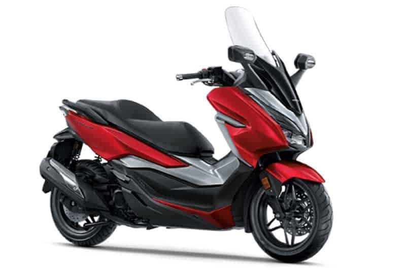 Honda New Forza สกู๊ตเตอร์พรีเมี่ยมคลาส 300 ซีซี เฉียบด้วยเฉดสีใหม่ 4 สไตล์ | MOTOWISH 4