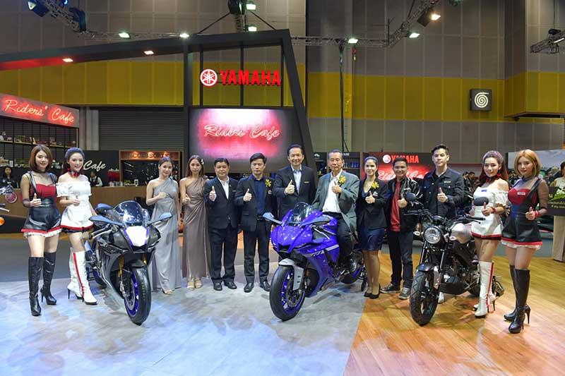 Yamaha เสิร์ฟด่วน!! เปิดตัว YZF-R1M 2020 และ YZF-R1 2020
