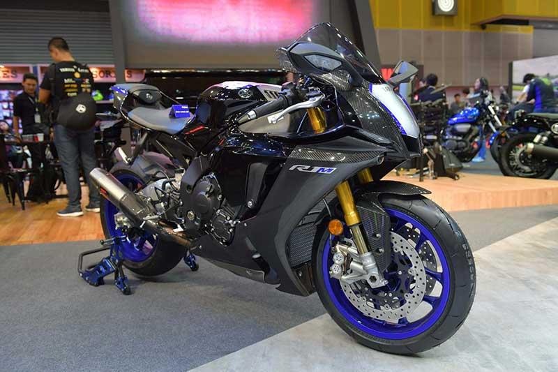 Yamaha เสิร์ฟด่วน!! เปิดตัว YZF-R1M 2020 และ YZF-R1 2020 พร้อมราคาขายในไทย ก่อนใครในในเอเชีย | MOTOWISH 6