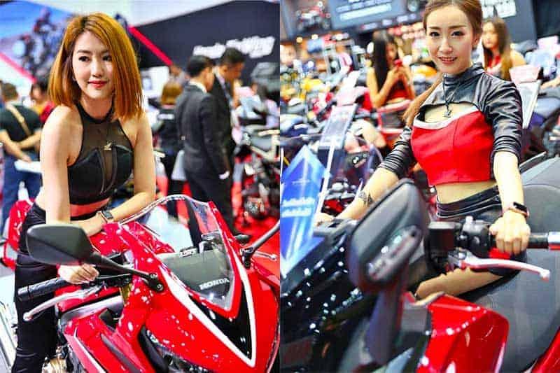 ฮอนด้า กวาดยอดจองสูงสุดในงาน BIG Motor Sale 2019 CBR650R , Forza , Monkey | MOTOWISH 2