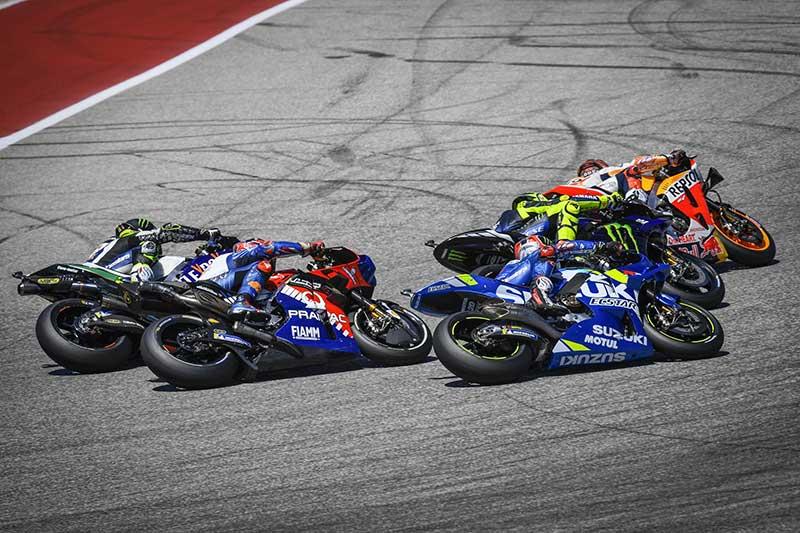 โปรแกรมเวลาพร้อมลิงค์ ถ่ายทอดสดการแข่งขัน MotoGP 2019 สนามที่ 11 AustrianGP | MOTOWISH 2