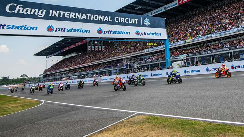 5 เหตุผลที่ต้องไปดู MotoGP ที่สนามช้างฯ ให้ได้ในปีนี้!!! | MOTOWISH 9