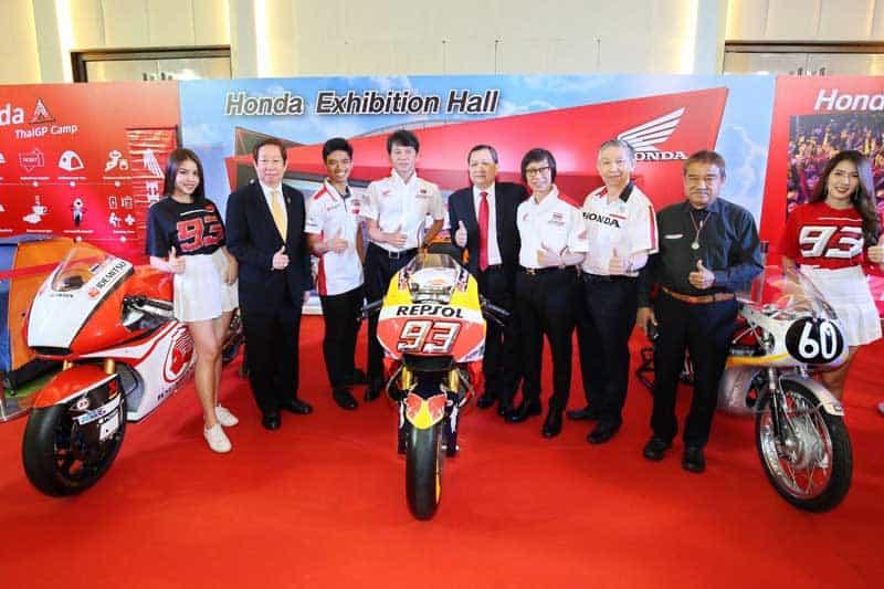 """ฮอนด้า มอบประสบการณ์ระดับโลก ชวนชาวไทยส่งใจเชียร์ """"ก้อง สมเกียรติ"""" ลุ้นโพเดี้ยมโมโตทูไทยกรังด์ปรีซ์   MOTOWISH 3"""