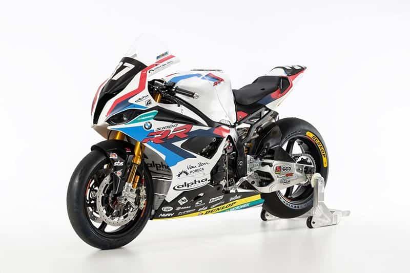 โหดสุดๆ BMW S1000RR ตัวแข่ง Endurance World Championship | MOTOWISH 7