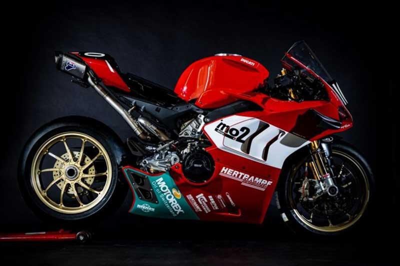 ส่อง Ducati Panigale V4R ตัวแข่ง World Endurance 8 ชั่วโมง ธันวาคมนี้ ที่สนามเซปังฯ | MOTOWISH 4