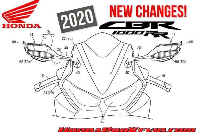 อาจมาเร็วกว่าที่คิด All New CBR 1000RR 2020 ลุ้นเปิดตัว เดือนตุลาคมนี้ | MOTOWISH 2