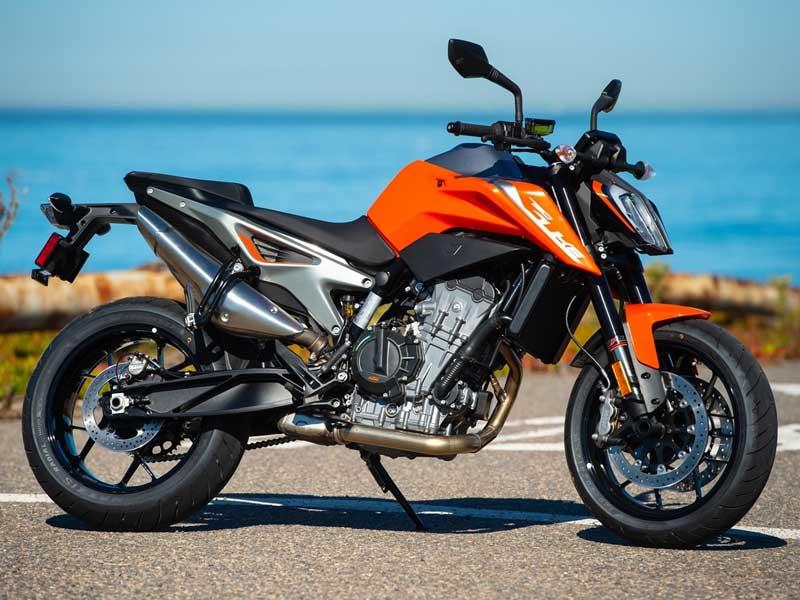 KTM กำลังจะเปิดตัวรถจักรยานยนต์ซีรีส์ใหม่ เครื่องยนต์ 490 ซีซี 5 รุ่นรวด | MOTOWISH 1