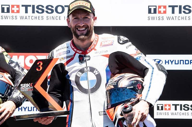 ลุยต่อ!! Tom Sykes ต่อสัญญาควบ S1000RR กับทีม BMW Motorrad WSBK อีก 1 ปี | MOTOWISH 2