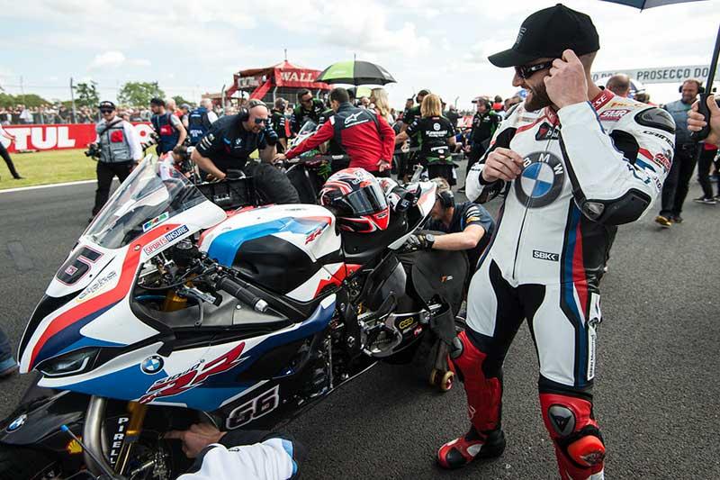 ลุยต่อ!! Tom Sykes ต่อสัญญาควบ S1000RR กับทีม BMW Motorrad WSBK อีก 1 ปี | MOTOWISH 1